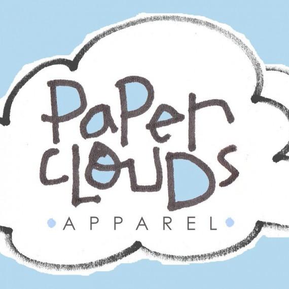 Paper Clouds Apparel Logo